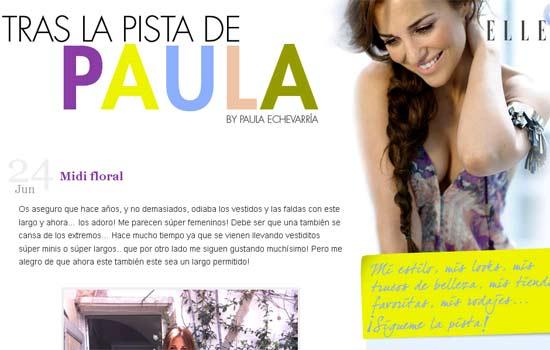 Paula Echevarria